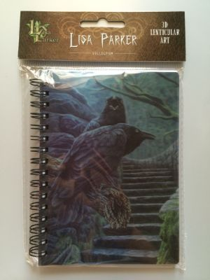 LISA PARKER- WATCHMAN -3D LENTICULAR NOTEBOOK